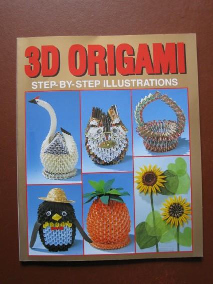 livre origami 3d facile. Black Bedroom Furniture Sets. Home Design Ideas